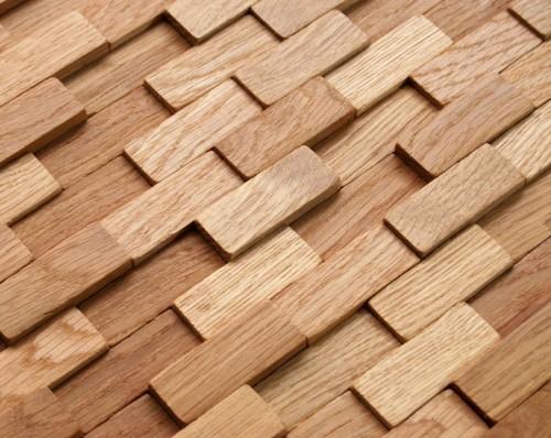 Mozaik Ahşap Aventurin Oak