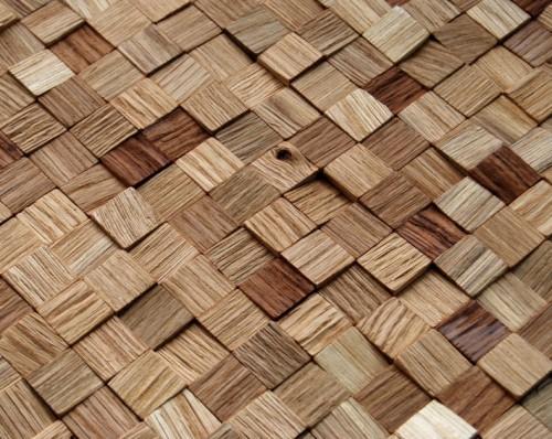 Mozaik Ahşap Azurit Oak